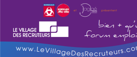 Speedy au Village des recruteurs de Bordeaux !